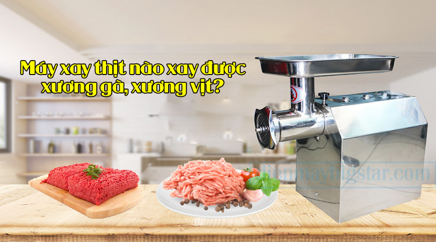 máy xay thịt bigstar banner